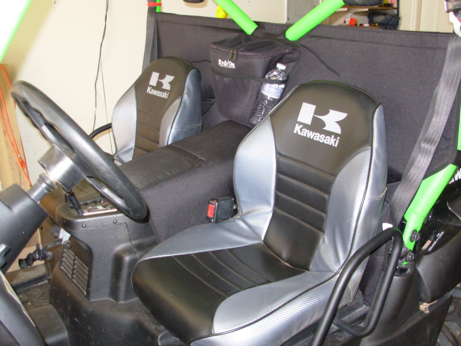 Kawasaki Teryx Dust Guard (Does not fit 4 seater or 2014 and newer 2 seater model)