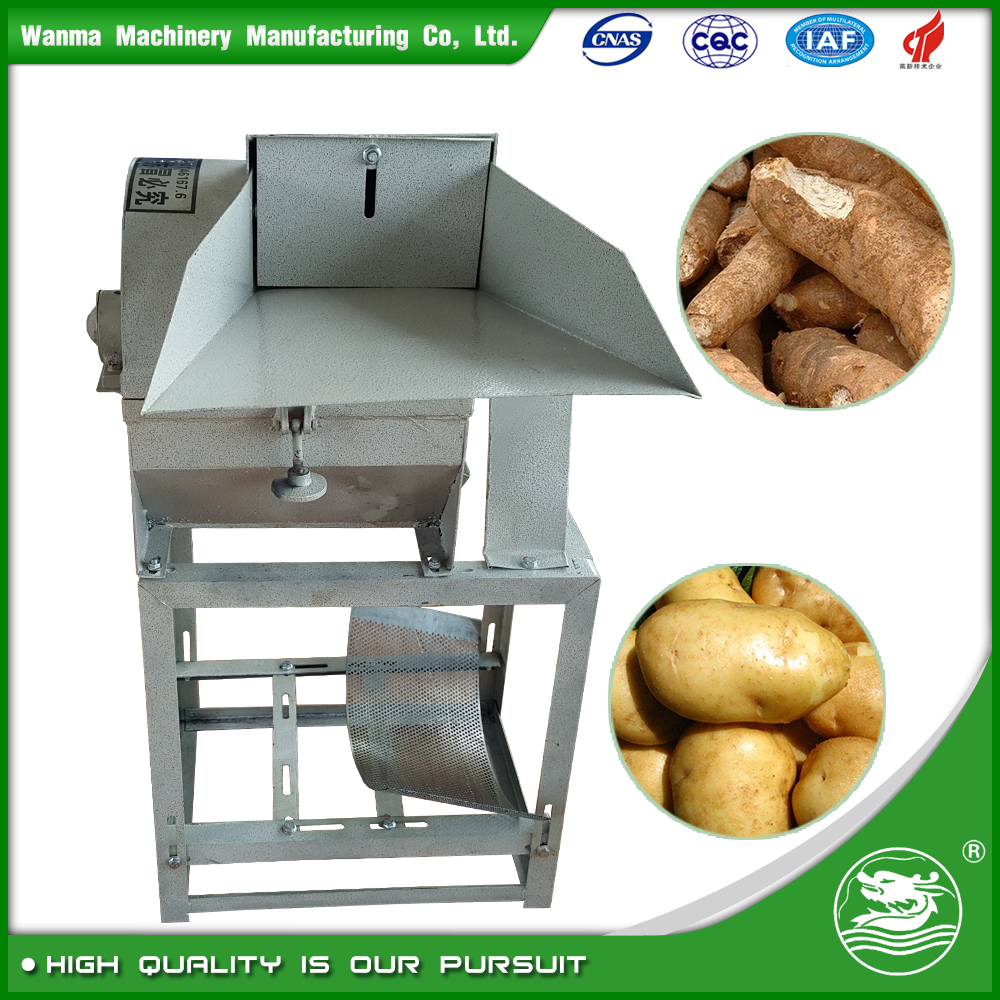 WANMA0105 Economical Cassava Flour Grinding Mill Machine Yellow Corn Grinds
