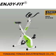 HOME X BIKE INDOOR MAGNETIC FLYWHEEL MINI EXERCISE BIKE MAGNETIC SLIM BIKE