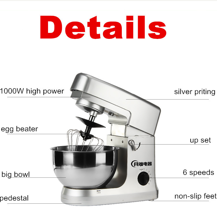 How To Operate A Kitchen Aid Pulse