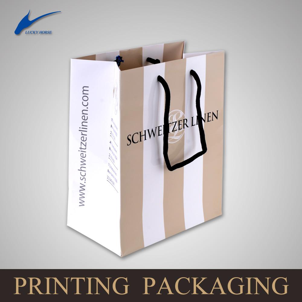 Promotional Online Shopping Bag Diy Paper Carrier Bag Suppliers ...