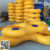 SR-04 Guangzhou Sibo inflatable water game tube swimming ring for kids water toys