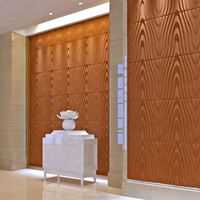 Hot Sale 3d leather wall panel decorative 3d wall panel mold for Interior Design