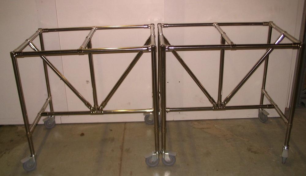 Anti rush pipe rack industrial bearing
