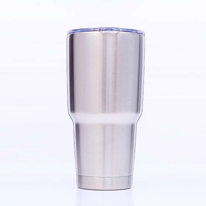 Wholesale 18/8 Stainless Steel Vacuum Tumbler Car Travel Mug Sport Water Bottle For Outdoor /Camping