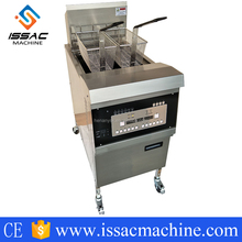IS-JHD-261 Double Basket Electric Fryer Thickened Material Energy-Saving Frying Pan Fried Chicken Commercial Large Capacity