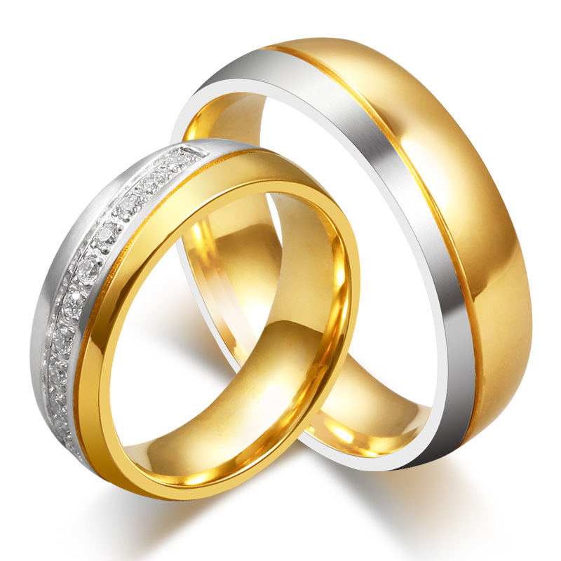 Cheap Dubai Gold Couple Wedding Rings find Dubai Gold Couple