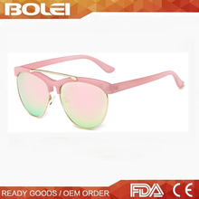 Wholesale customed own brand cheapest colorful plastic sunglasses ...