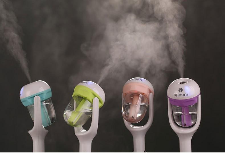 Nanum Car Plug Air Humidifier Green: Buy Online at Best