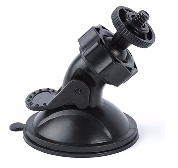 In stock! Mini Universal Car Suction Cup Mount Tripod Holder Car Mount Holder for Car GPS DV DVR for gopro Camera Accessories