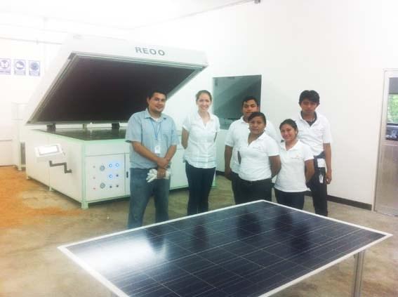 REOO Solar Painel Que Faz A Máquina Preço de Atacado