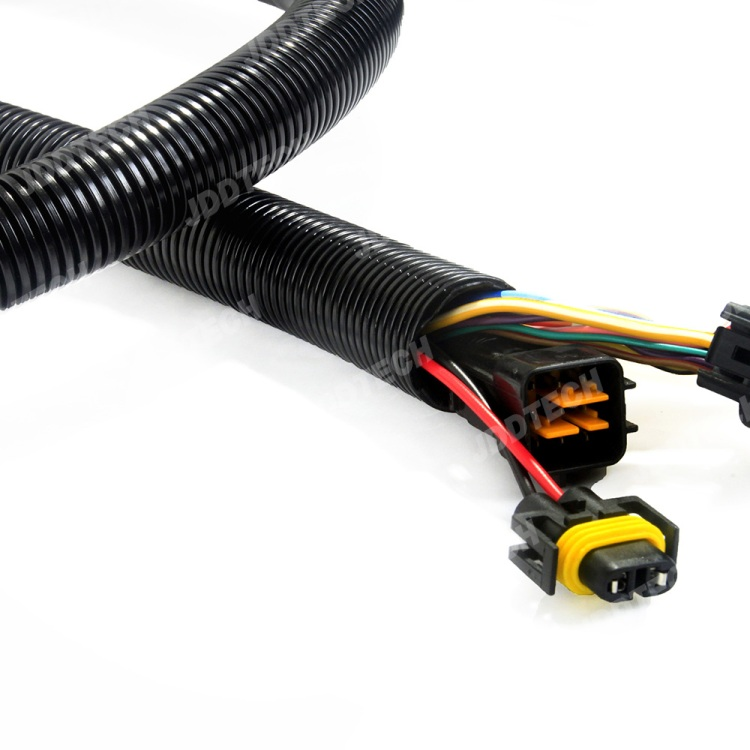 Enjoyable Corrugated Flexible Conduit For Automotive Wire Harness Management Wiring 101 Olytiaxxcnl