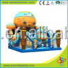 GMIF Personalized octopus theme funny bouncer castle park