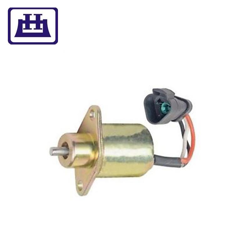 Mover Parts 12V Fuel Shutoff Solenoid 172-7209 1727209 for Caterpillar 216 228 236 247 248 257 267 277 287 906 3034 3024C