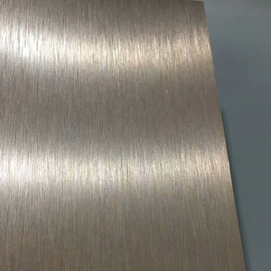 Wholesale high quality 3mm brushed aluminum sheet