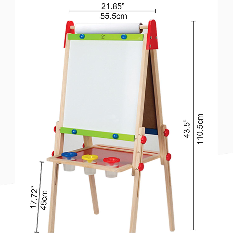 Hape Wholesale Cheap Foldable Board Floor Standing Art Easels For Kids Buy Art Easels For Kids