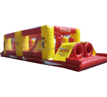 best price Inflatable Obstacle Game, water obstacle course for sale OBS-16
