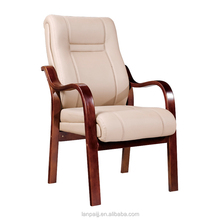 Wooden arms executive chair/chair office E-18