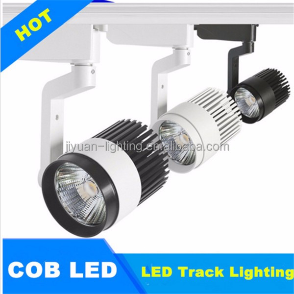 110V UL Listed LED Track Light Heads From China LED Track Lights Manufacturers