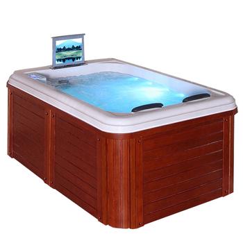 Whirlpool Klein luxe hs 291y klein formaat 2 personen whirlpool jet indoor tub