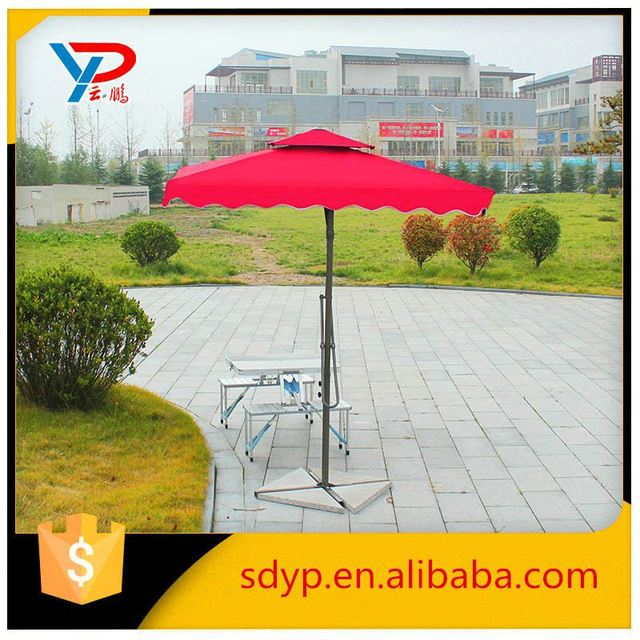 2016 New Design Wholesale Sunshade Big Garden Indian Parasols Umbrella