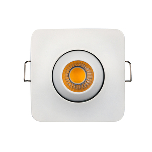 Coffee Shop Wall Mounted LED Surface 3w COB LED Downlight With Die-cast Aluminum Material