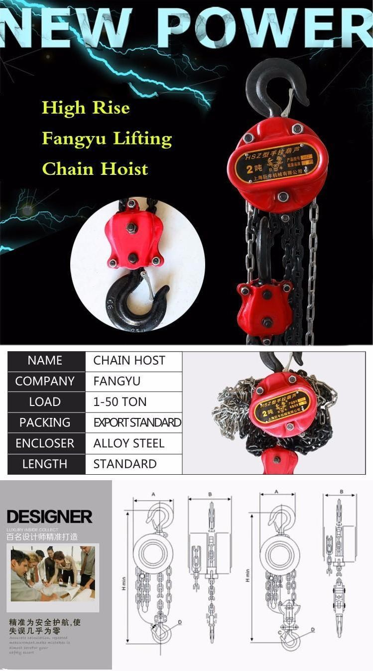 chain block chain hoist for sale