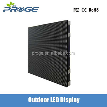 576x576mm  640x640mm portable aluminum panel SMD full color p6 outdoor rental led screen