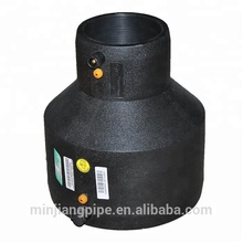 Hdpe Siliconen Pe Buis En Fitting Electro Fusie Lassen Verminderen Interface Koppeling Namen Pe Fittings
