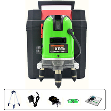 FS5-G2016S Wholesale Auto Smart 5 Green Beam Portable Mini Laser Levels Prices