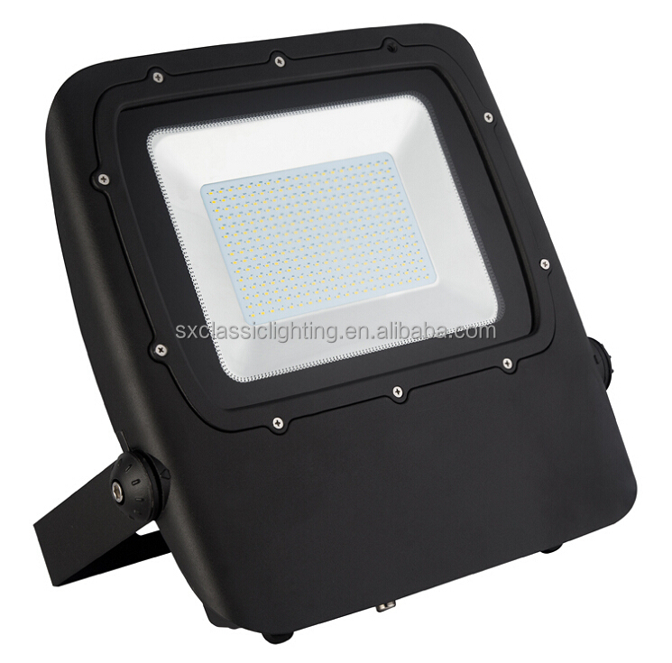 high power aluminum waterproof ip66 industrial empty 120w led <strong>flood</strong> light housing