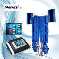 Pressotherapy infrared body slimming suit