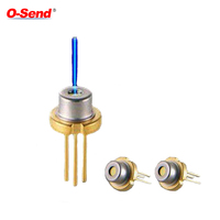 O-Send/Senset 445/450nm 5w laser diode