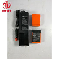 High Grade Hbc Remote Control Battery Charger For Concrete Pump Truck Zoomlion