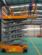 Indoor small home elevator /one man lift /elevator lift mobile scissor lift