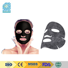 OEM ODM Service Avaliable Facial Mask Black For Skin Rejuvenation Deep Whitening