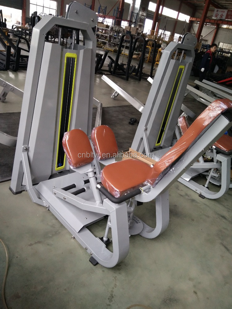 CE Approved Inner&Outer Thigh Abductor/Abductor Machine Leg Exercise Use Gym Equipment