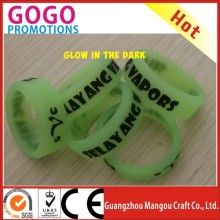 Wholesale USA Hot mix colors Silicone Thumb Rings for promotional gifts