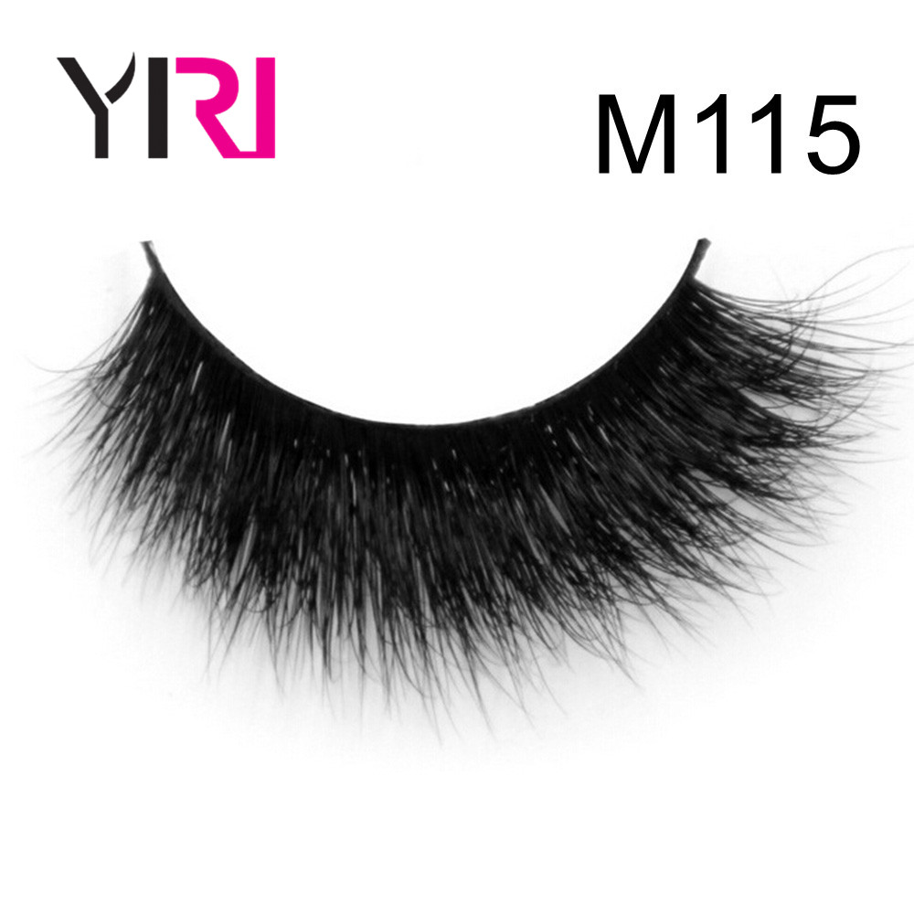2017 new design lovely custom lashes packaging mink lashes 3d mink premium eyelash
