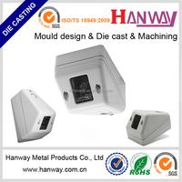 china manufacturer OEM aluminum security camera wireless