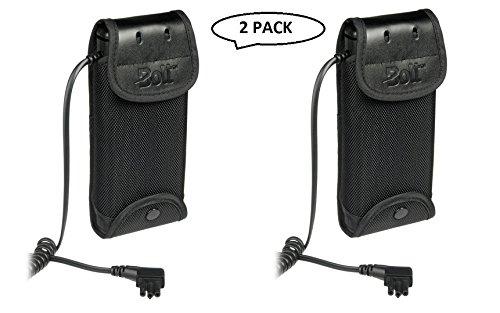 Bolt CBP-N2 Compact Battery Pack for Nikon SB-900 & SB-910 Flash (2 Pack)