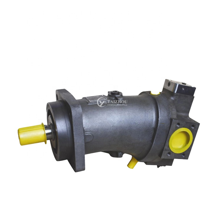 Bomba Bosch Rexroth A7V Hydraulic Axial Piston Pump A7V80 A7V90 A7V160 A7V250 High Pressure Variable Pump For Excavator Credit