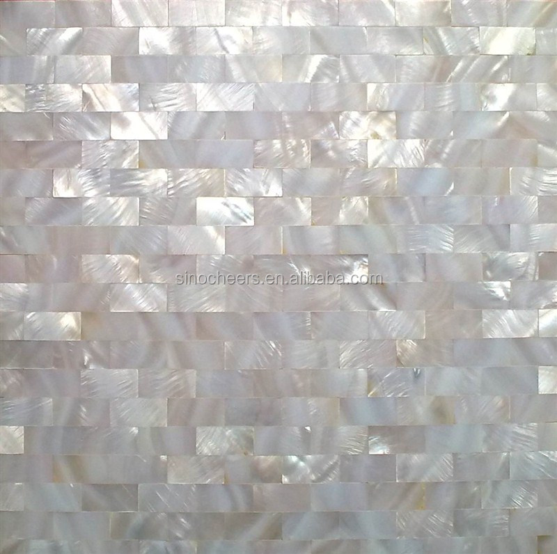 mother of pearl mosaic tiles river bed nature pearl shell mosaic diamond white buy pearl tilesriver bed pearl tileswhite pearl tiles product on alibaba