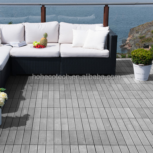 Environmental Carpet Wood Plastic Composite Diy Tiles