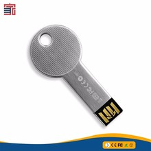 2018 High Quality Key Chain Usb 2.0 Flash Drive Best Usb Key Disk With Custom Logo