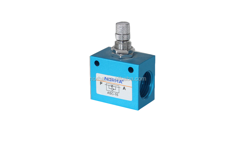 Factory directly supply NORHA ASC-10 series accurate flow control valve