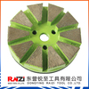 3 inch Metal Bond Diamond Concrete Grinding Disc, Concrete Floor Grinding Wheel, Concrete Grinding Plate