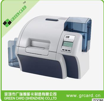 Superb Quality Zebra Plastic Id Card Printer Zxp Series 8 Pvc Single Side