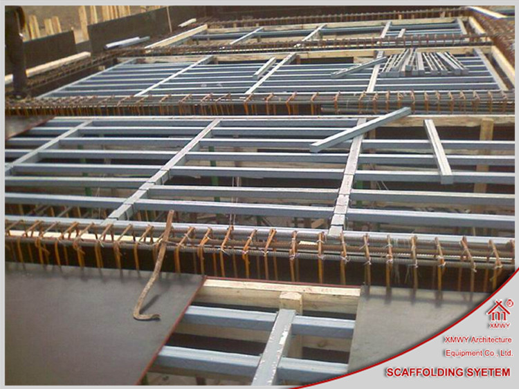 Hot Sale Africa Steel Slab Shuttering Material Formwork