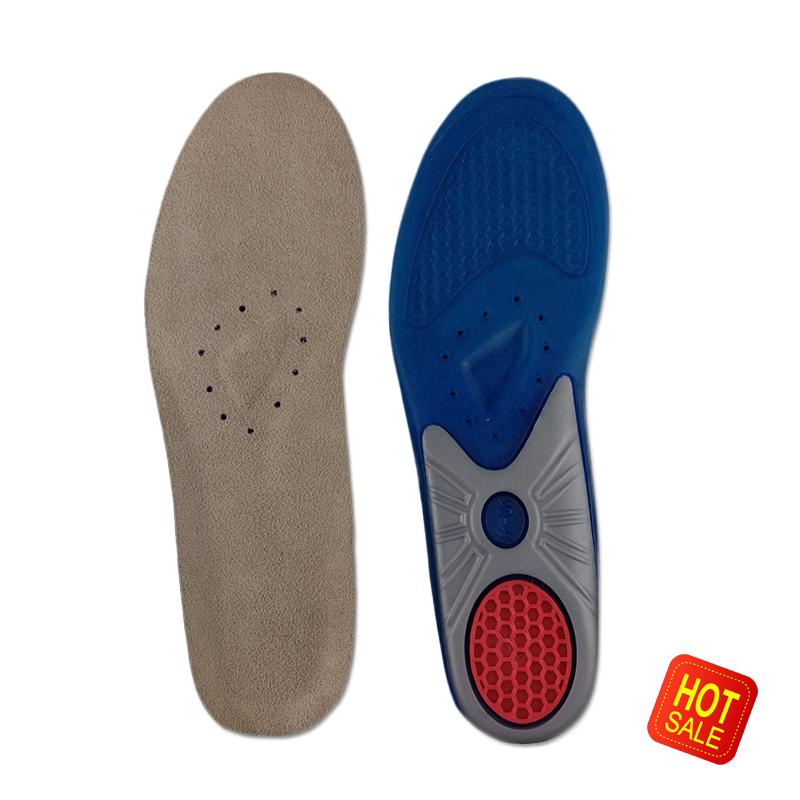 Offre Spéciale bon prix diabétiques Confortables en silicone souple semelle intérieure pour chaussures
